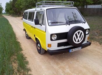 Photo du véhicule Volkswagen Combi T3 1.9