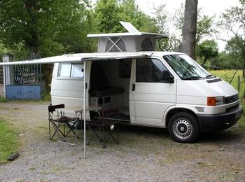 Photo du véhicule Volkswagen T4 2,5 Tdi