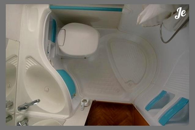 kit salle de bain cing car chaios