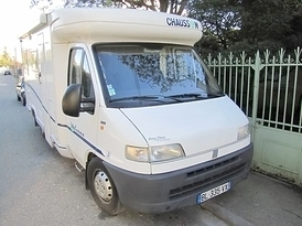 Chausson Welcome 70 Fiat Ducato